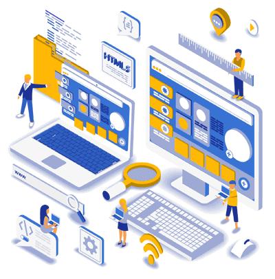 website-development-concept