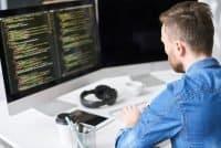 XAMPP software on computer