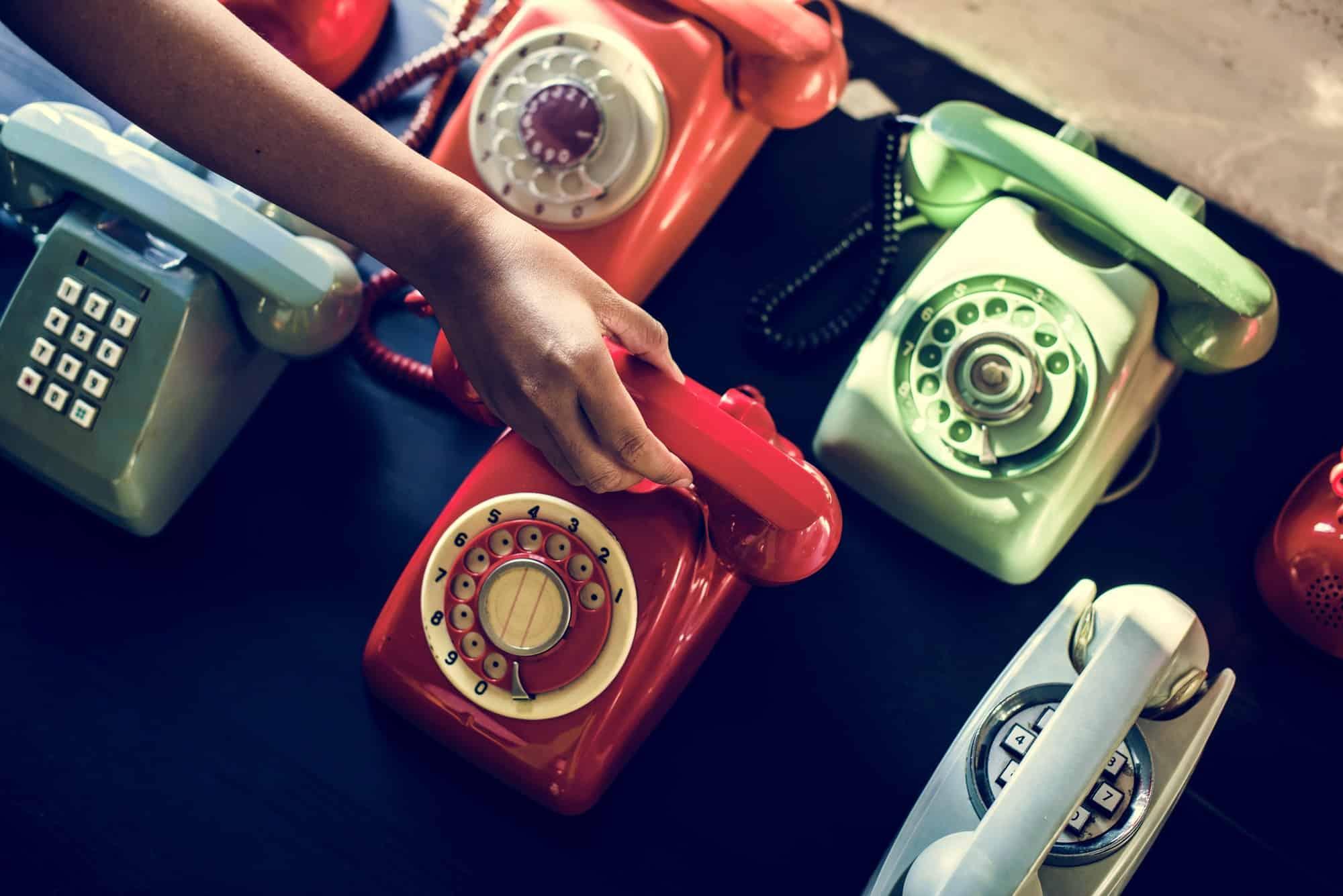telephone call tracking