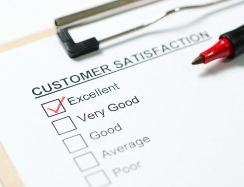 Send customer surveys
