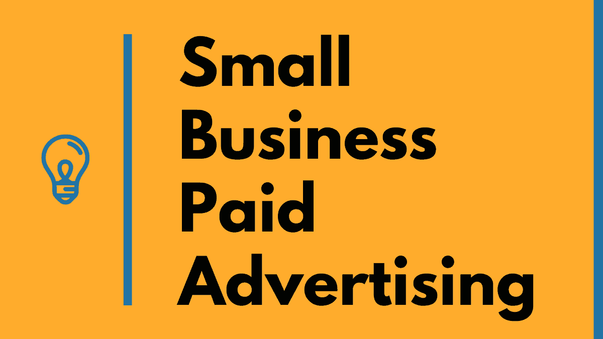 small business paid advertising