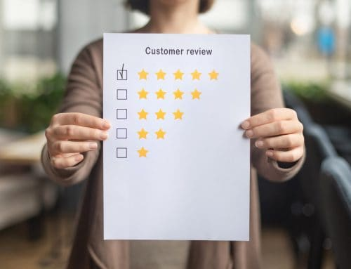Review response strategy for Auburn business