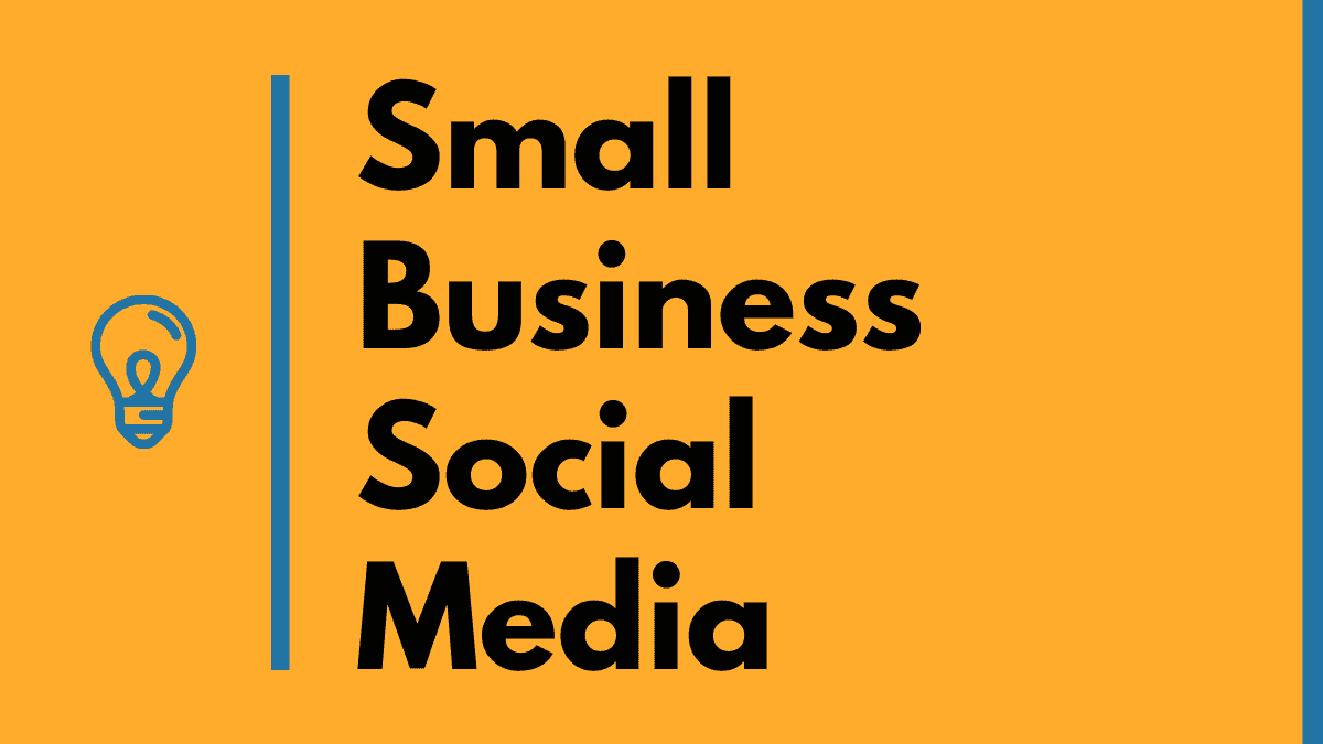 small business social media