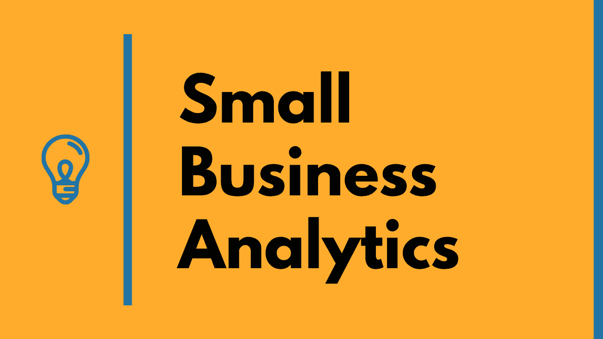 small business analytics